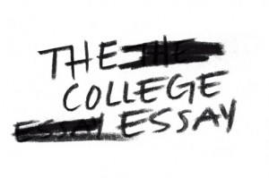College admittance essay