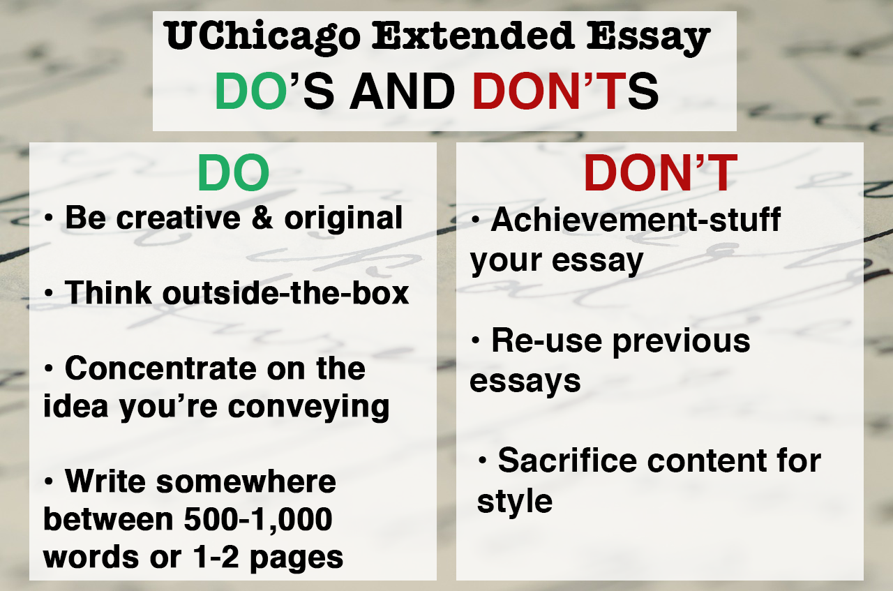 application essay university chicago University of chicago application essays 2011 essay and resume service provides professional writing services for students, executive, management and entry level positions in usa,ca,gb.