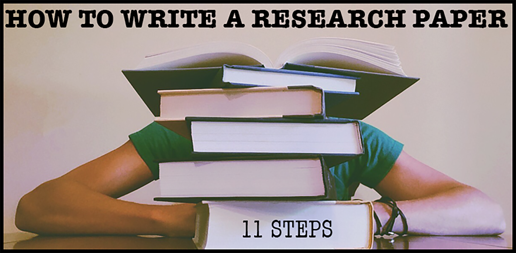 paper research steps write Worried about an upcoming writing assignment here, tampa, fl tutor anna m  reviews the steps to writing a research paper that will help you.