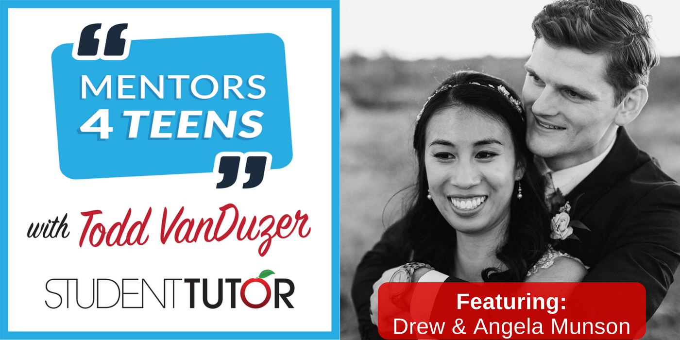Student-Tutor Mentor, Drew & Angela Munson