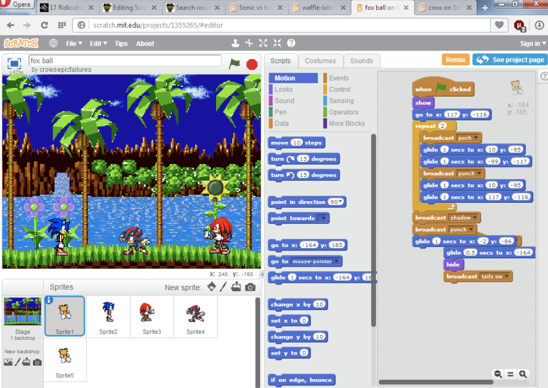 Scratch - Coding For Kids