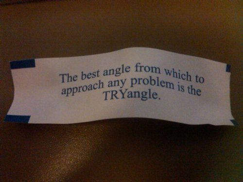 fortune cookie math quote joke