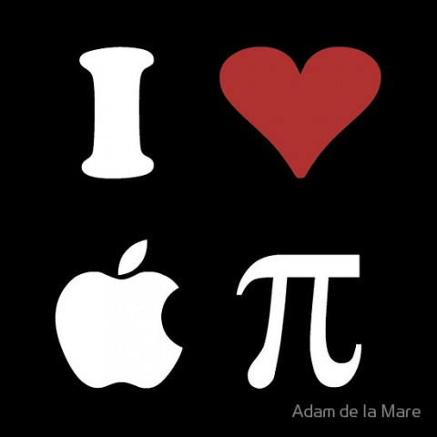 i love apple pi