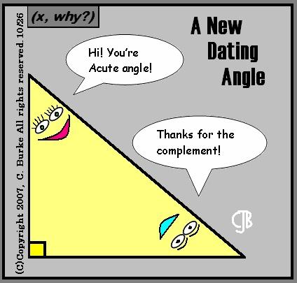 cute angle joke