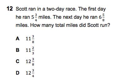AIMS Math Test