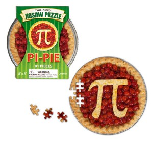 pi puzzle for pi day