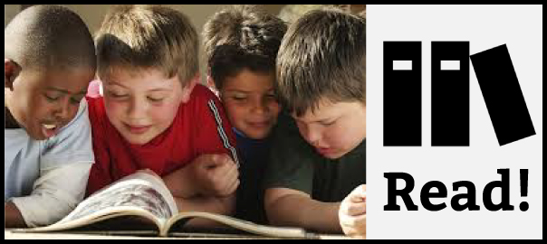 reading and literacy are important