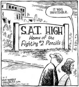 SAT Comic