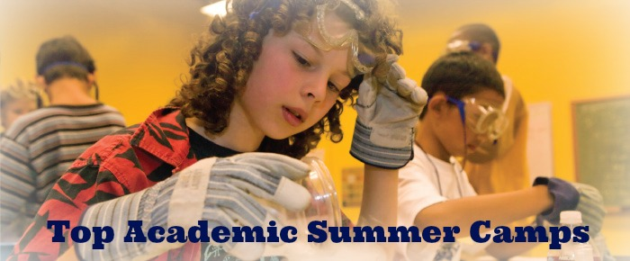 Top Academic Summer Camps