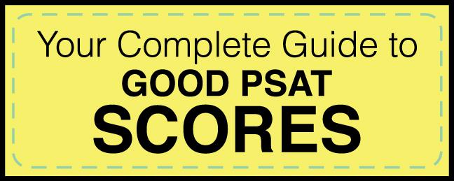 good psat scores