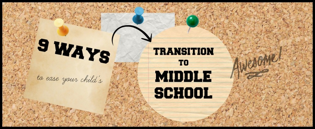 transition to middle school student-tutor