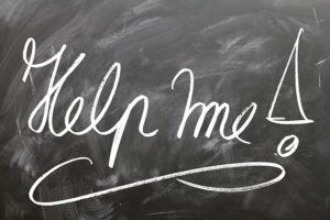 help me chalkboard school