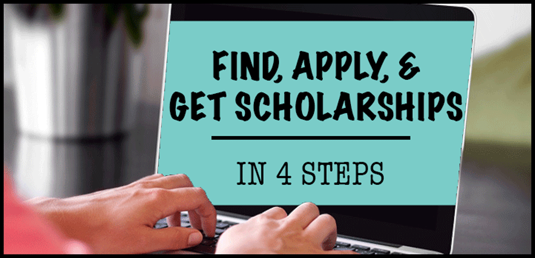 When should I apply for scholarships for college?