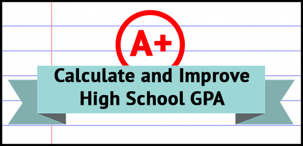 How to Calculate and Improve High School GPA