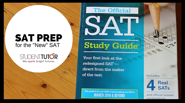 new sat prep course