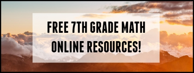 math worksheet : 7th grade math worksheets problems games and more! : Free Math Worksheets For 7th Grade With Answers