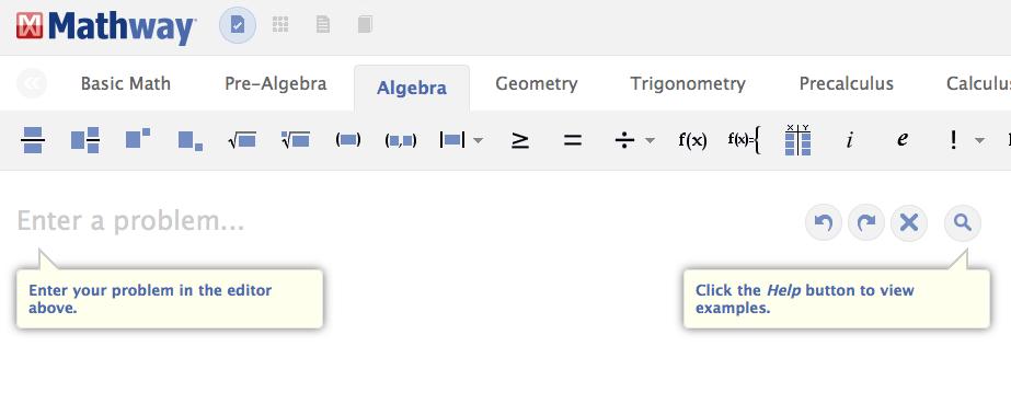 Algebra 2 homework help?