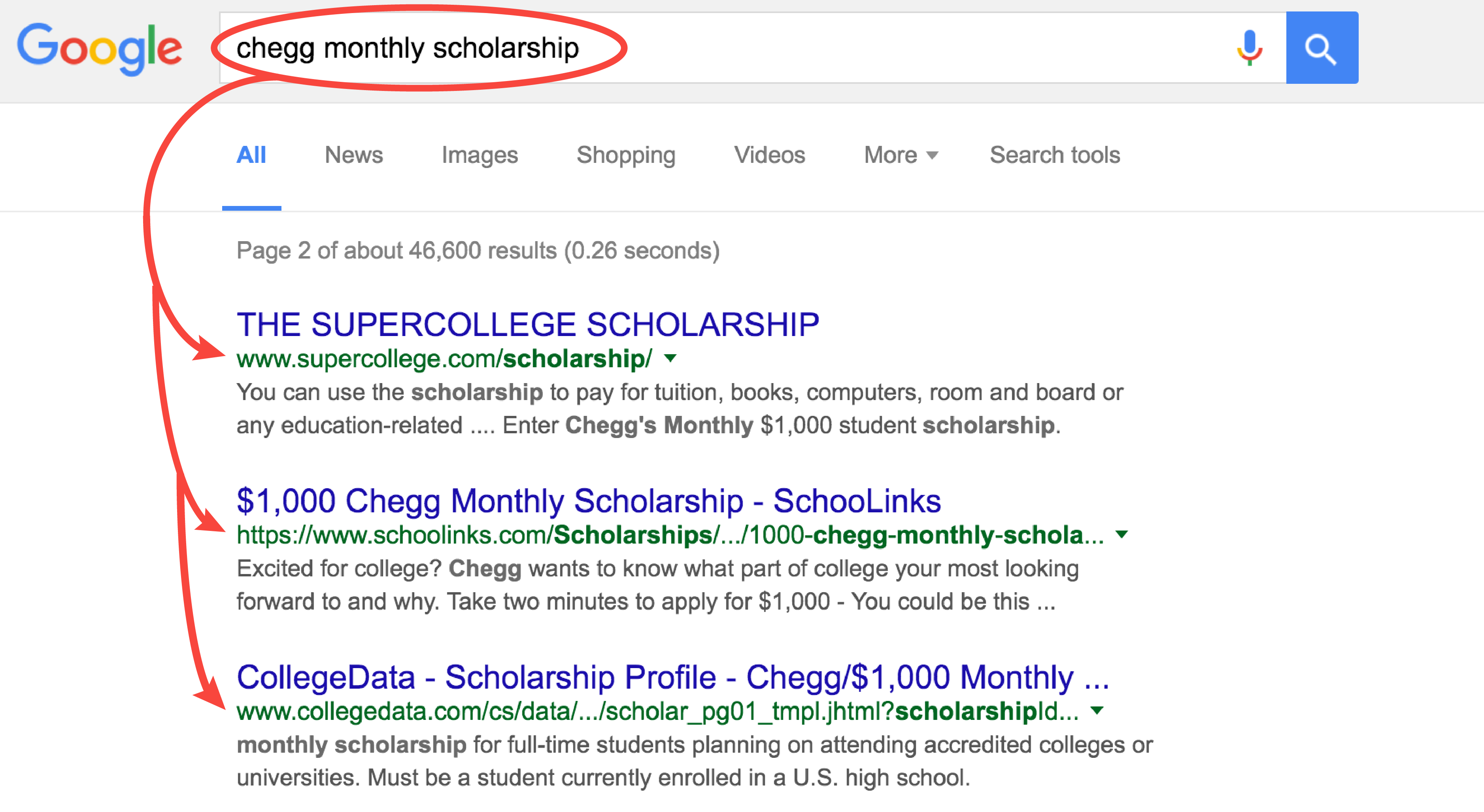 tips to avoid scholarship scams student tutor blog schol scams 1 02