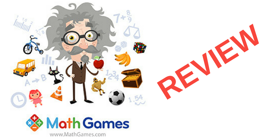 Math Games Website Review