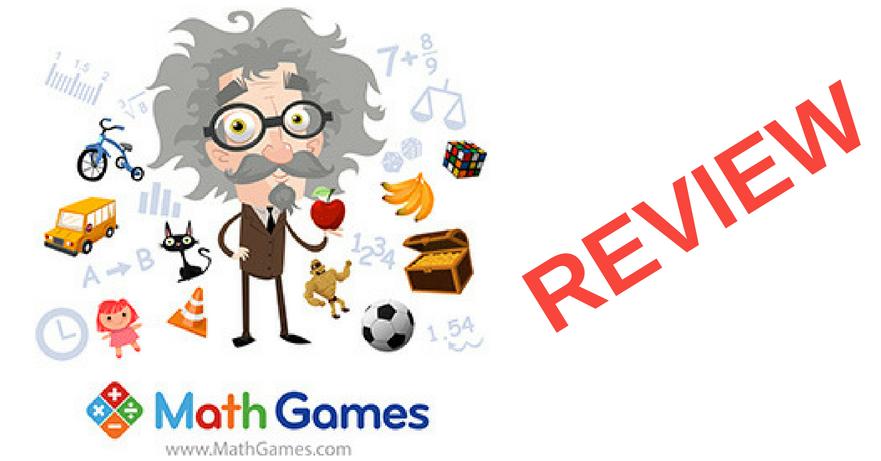 Math Games Website Review