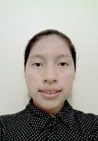 Lucrecia Matias Ramirez - A Statistics tutor in Encinitas, CA