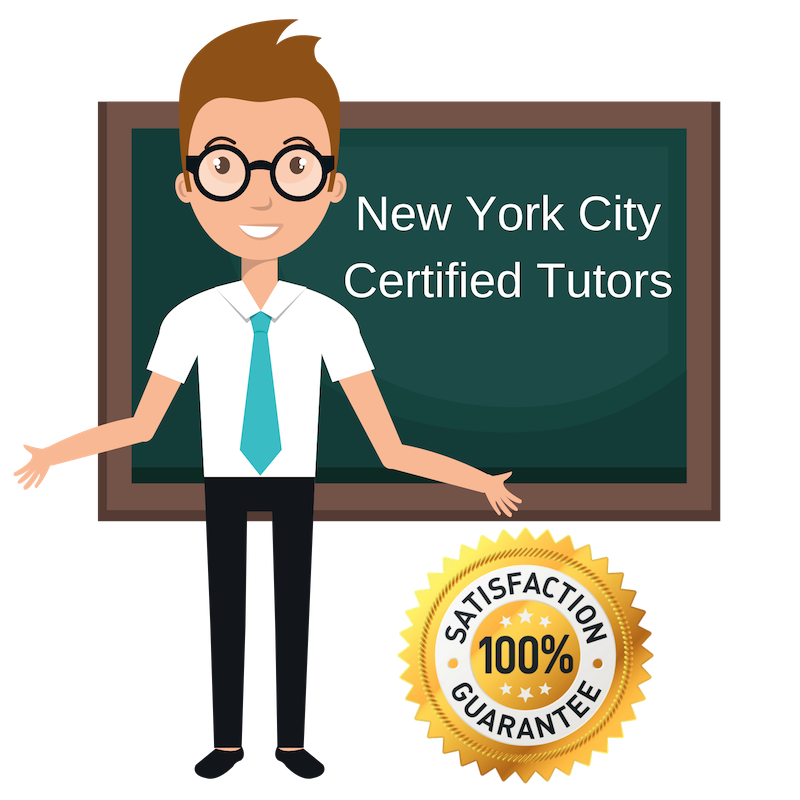 Top 7 Certified New York Tutors! (with 100% Satisfaction)