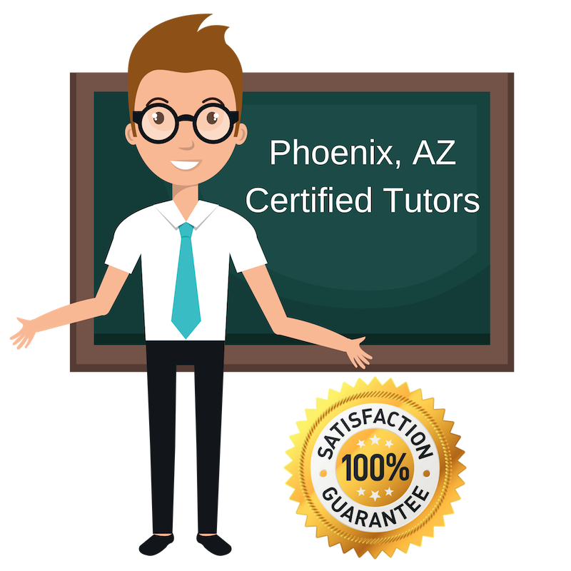 Test Prep Tutors in Phoenix, AZ image