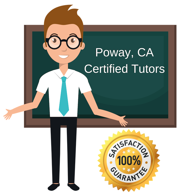 Graduate Test Prep Tutors in Poway, CA image