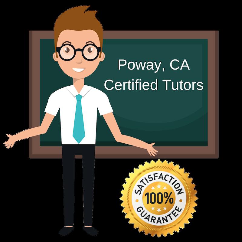 Math Tutors in Poway, CA image