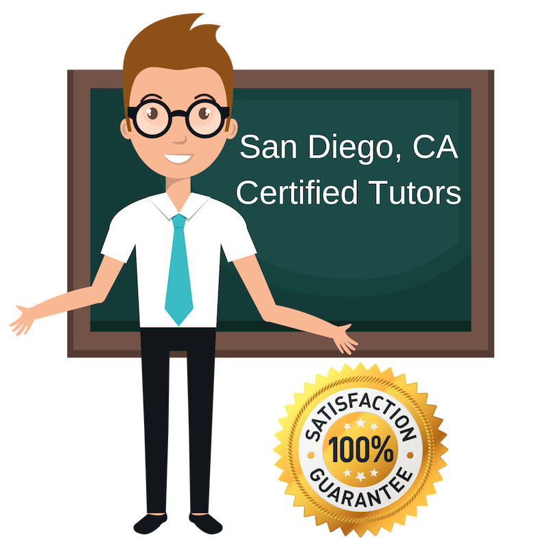 Test Prep Tutors in San Diego, CA image
