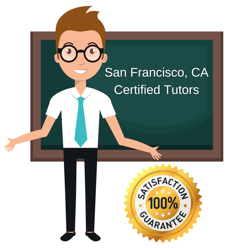 Math Tutors in San Francisco, CA image