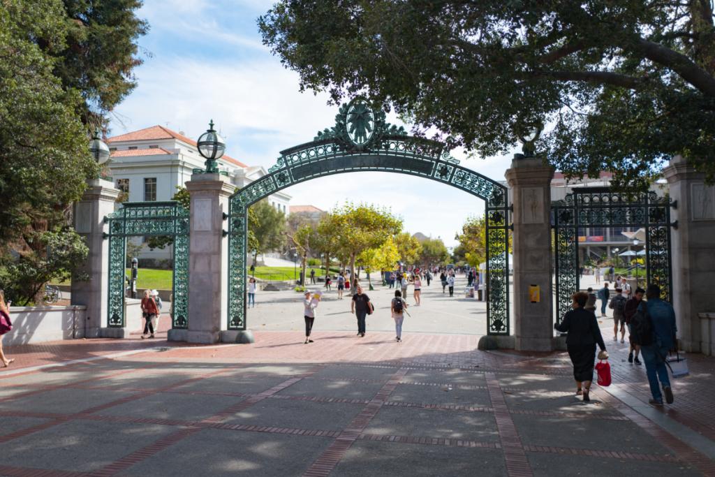 UC Berkley admission requirements