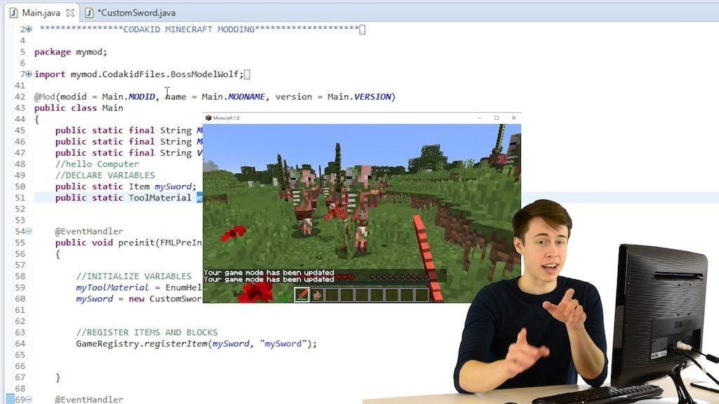 Coding Classes Online CodaKid