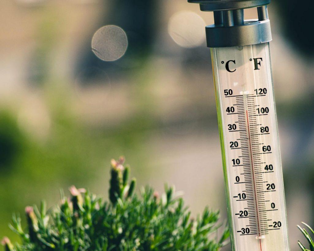Celsius to Fahrenheit