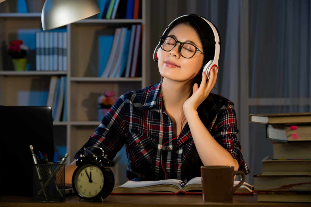 best music for writing